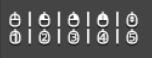 マウス系特殊記号のサンプル